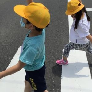 小学部2年 生活「交通ルールを覚えよう」