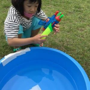 小学部1年 遊びの指導「水遊びをしよう」
