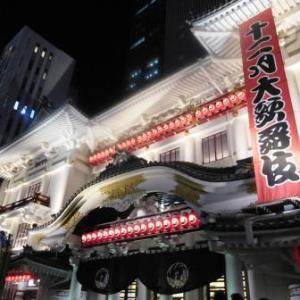 十二月大歌舞伎 『瞼の母』 『楊貴妃』