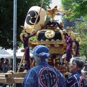Akabane BAKA festival.
