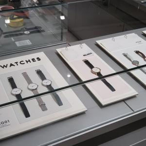 VOID watches at MoMA Japan