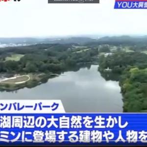 TV: Moomin Park valley