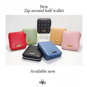 【moldirkorea】NEW HALF WALLET