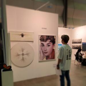 ジェジュン造形アート展へ<jj_1986_jj IG>200619