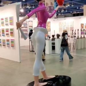 【日本語字幕】ジェジュンVLog「造形アート展へ行く」200620
