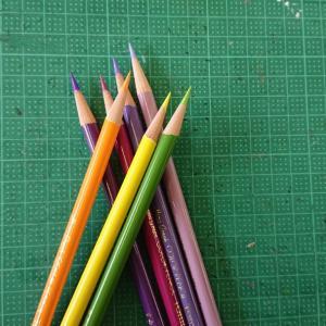 色鉛筆について