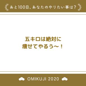 ☆残り百日の運勢☆