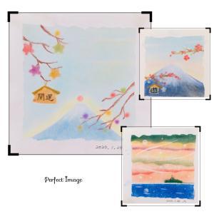 ●習い事レッスン〜パステルアートで色遊び 横浜みなとみらい桜木町