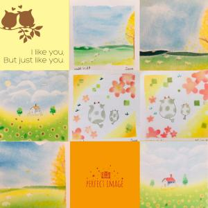 ●パステルアート開催♪銀杏♪年賀♪ひまわり畑