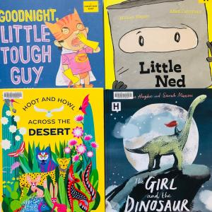 英語絵本、言おう!伝えよう!自分の考え、アイディアを#bookhaul105