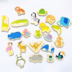 子ども英語、英語のアクテビティに使える動物のおもちゃ