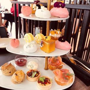 オーストラリア、シドニーでケーキならKOI、アフタヌーンティー