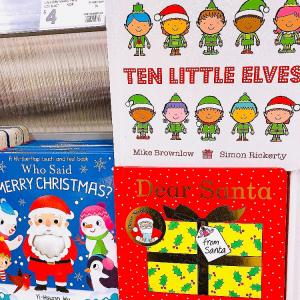 ハロウィーンの英語絵本【年齢別まとめ】と、クリスマスの英語絵本