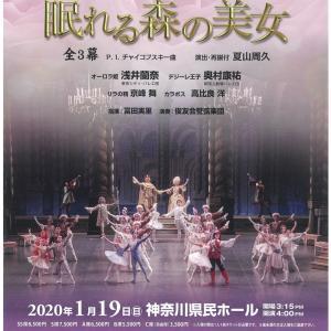 1/19(日)バレエ協会公演