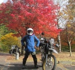 南信林道ツーリング2019秋(⑤ワタシの知らない林道の世界)