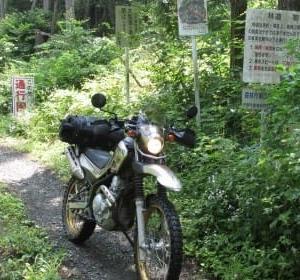 北信☆林道の旅2019夏(⑤松代から菅平周辺の林道)