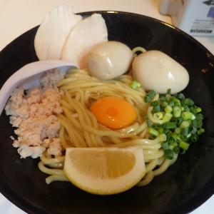 和えそばらーめん 胡麦と麦と卵(中盛り+煮卵)