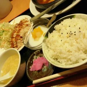 台湾料理紅葉の麻婆豆腐定食