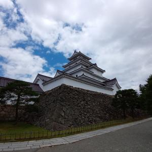 鶴ヶ城(会津若松城)観光