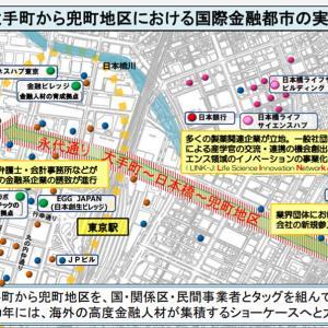 国家戦略特区・Tokyo Financial Street