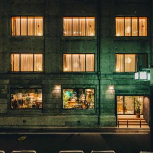 日本橋兜町のシンボル☆ミシュラン選出のホテルK5