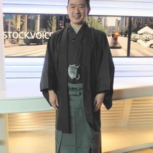 『TokyoFinancial Street』ゲストは能楽師・武田文志さん☆