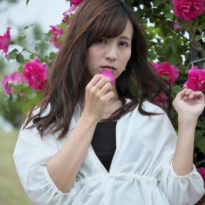石岡フラパー撮影会~バラ色の君PM❺・・・
