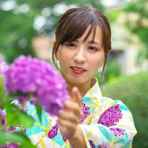 紫陽花~梅雨と夏の間に・・・AM➂
