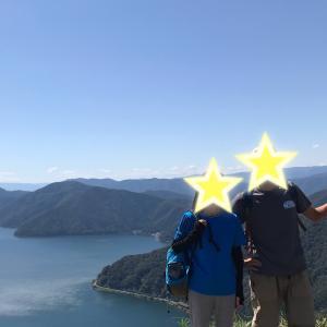 野山を駆けめぐれ!トレイルランニングの世界へ⑩~おニューのシューズで「賤ケ岳・余呉湖トレッキング」