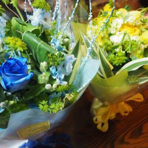 大切な花束を。。。&ダイエット(9日目)のコレだっ...!!