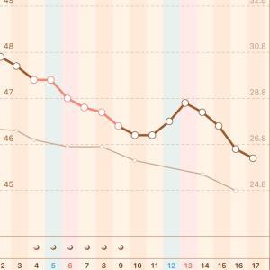 【130日目】スタートから -16.9kg