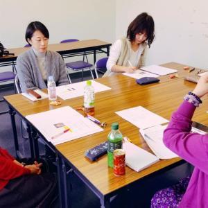 奈良で初のフェロモンアップヒーリング講習会でした