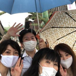 江ノ島神社その1 亀石に沈められてる龍神の解放