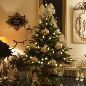 お客様オーダーレケットオリジナルクリスマスツリー~❤