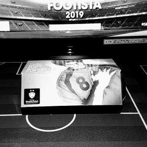 FOOTISTA 大会用チームの検討