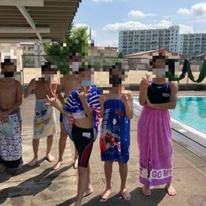 水泳競技大会