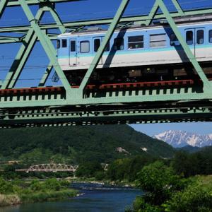 9.3kmに凝縮された栄華の鉄道風景