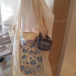 DEEN&DELUCA 新作のバッグ