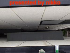 出窓からの雨漏りで屋上からアクセスしてコーキングしてきました。