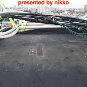 PH屋根の防水工事