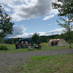 超久しぶりの夏キャンプ