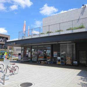 8月2日 本日は武蔵小金井駅南口にある「小金井ファーマーズマーケット」ムーちゃん広場に行きました