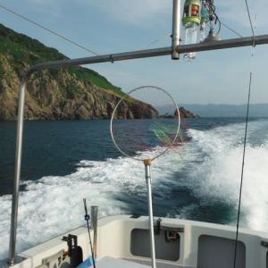 釣行記 マイカ釣り(イカメタル)  ~ 小浜湾沖 2020.8.6