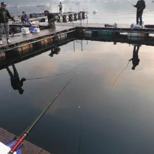 釣行記 釣堀フィッシングレインボー ~ 2021.4.21