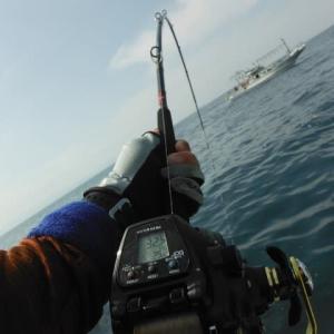 鯛のフカセ釣り