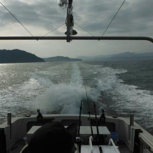 船 鯛フカセ釣り 小浜 わかさ2 2021.4.24