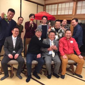 弥生の第75回 二水会!
