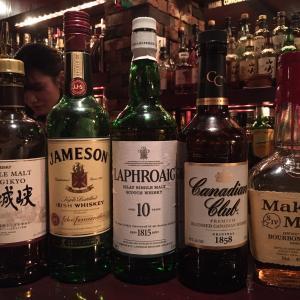 五大ウイスキーな話