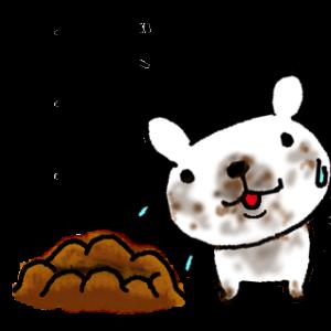 LINEクリエターズスタンプ『猫みたいな犬のベア君』発売中!