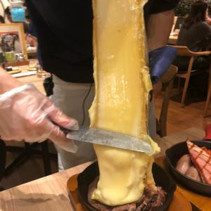 とろけるチーズ三昧 新宿『チーズキッチン ラクレ』